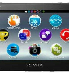 Продам sony PS Vita Wi-Fi 64Gb+28 установленых игр