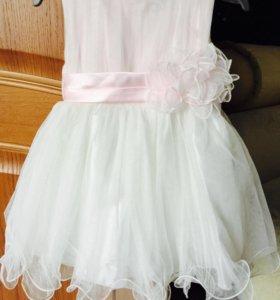 Платье для маленькой принцессы 👸