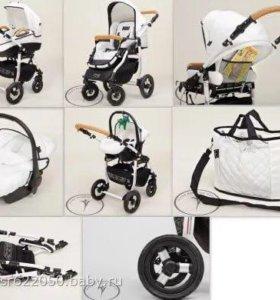"Детская коляска Dada Paradiso Group (DPG) ""Carino"""