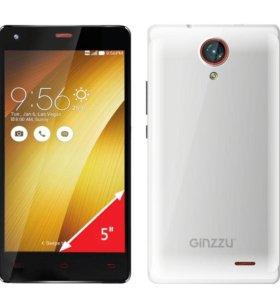 Ginzzu S5020 White 4G