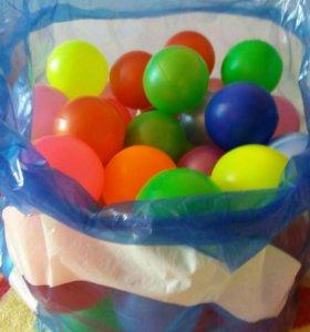 Шарики/мячики для бассейна