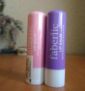 Бальзам для губ Антивозрастной и Витаминный