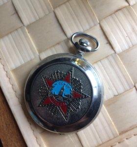 Часы корманные CCCP
