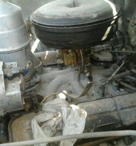 Двигатель на ГАЗ  53 (3307)