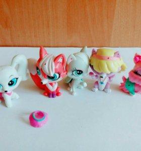 LPS игрушки