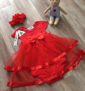 Платье детское !!!