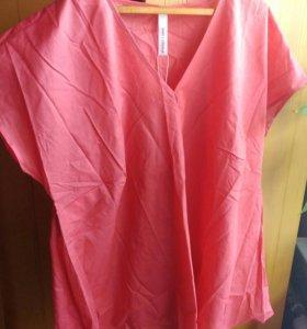 Легкая разлетайка блуза