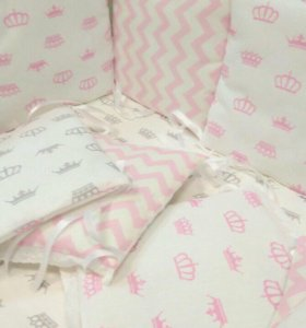 Бортики постельное белье кокон одеяло одеяло