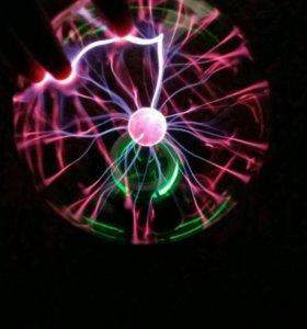 Электрический плазменный шар Тесла