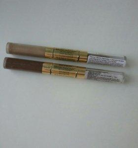 Гель карандаш для бровей revlon