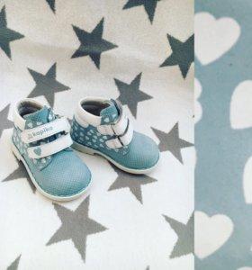 Новые батиночки
