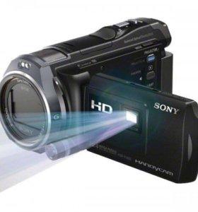Видеокамера Sony HDR-PJ650E