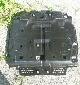 Защита картера двигателя тойота