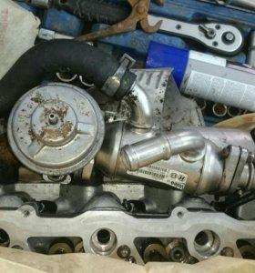 Радиатор охладитель клапана Egr 2841627251 D4EA