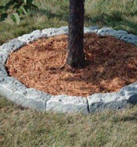 Древесная щепа из лиственницы