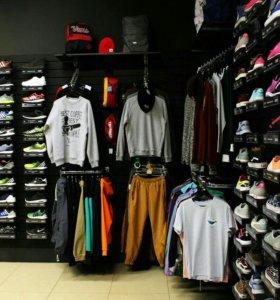 Открой Магазин кроссовок и одежды в своем регионе