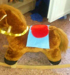 Конь-кочалка