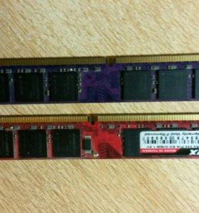 Оперативная память  ddr2 для AMD процесоров для пк