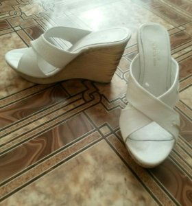 Женская обувь 37 размер б/у