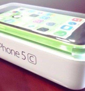 Смартфон Apple iPhone 5c 32Gb Green