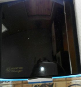 Вентилятор silent-200 CZ black