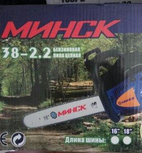 Бензопила Минск БП-38_2.2