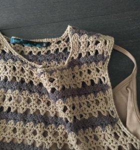 Вязаное платье beerchka