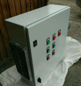 Щит управления вентиляторами
