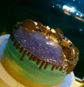 Торты на заказ( Mika_cake 🎂)