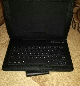 Чехол с клавиатурой Bluetooth