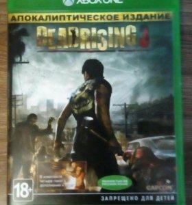 Игровой диск Dead Rising для Xbox one