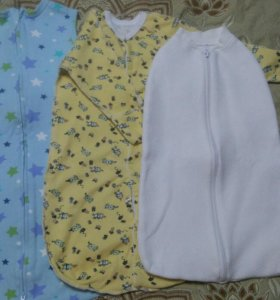 Детский спальный мешок. Кокон