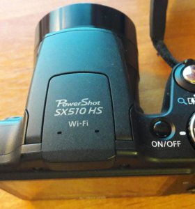 Фотоаппарат Canon PowerShot SX 510 HS