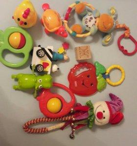 Игрушки от 0 до 1 года