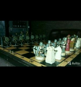 шахматы коллекционные