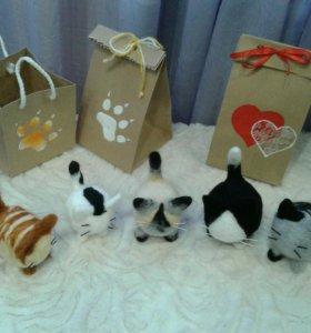 Котятки сувенирные
