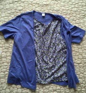 Блуза футболка 46-48