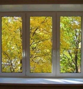 Монтаж окон, дверей, роллет и тёплых откосов...