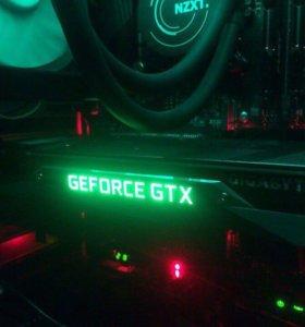 Видеокарта GeForce GTX 1070 Founders Edition 8G