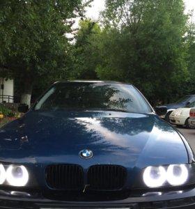 BMW 523i кузов e39