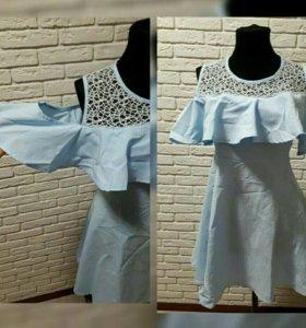 Новые платья в 3 расцветках