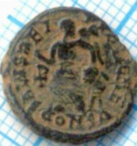 Нуммий,Римская Империя Аркадий 383-408 год.