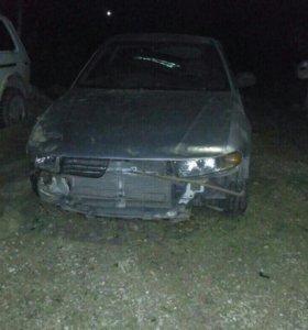 Разбираю Mitsubishi galant 2.4 2002г.в