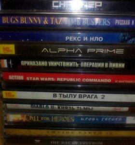Игры на компьютер и два фильма