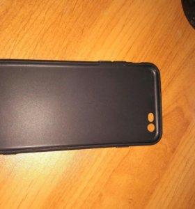 Чехол силиконовый на iPhone 6/6s