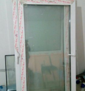 Окна, 2 стеклопакет стекло на замену разбитого
