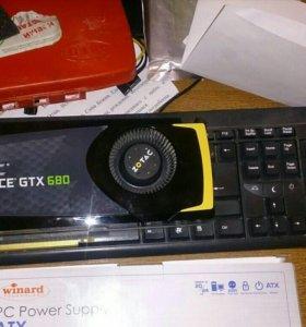 GeForce GTX680 4 gb