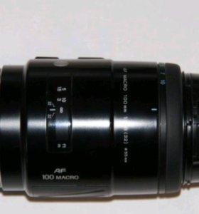 Minolta AF macro 100 мм 2.8 (32)
