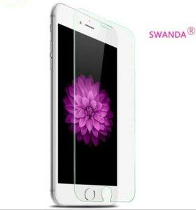 💥Защитное стекло 2 штуки для iphone 5,5s