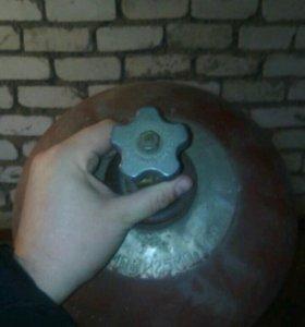 Газовый баллон, объём-50 литров
